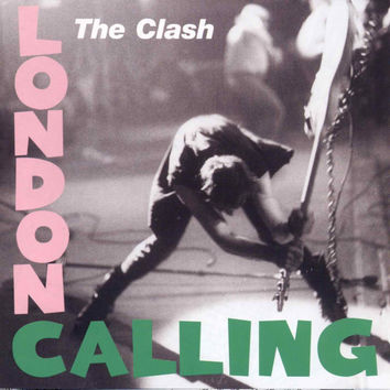 The Clash - London Calling LP