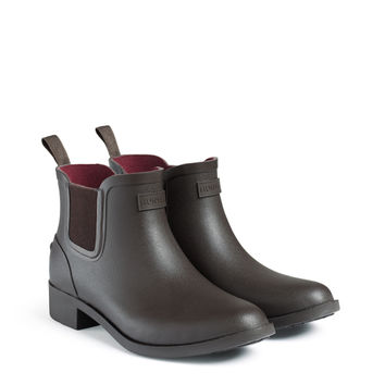 Women's Rain Boots | Belsize Hayden Short Boots | Hunter Boot