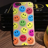 Smile Face Case Cover for iphone 6 6s Plus Gift 214