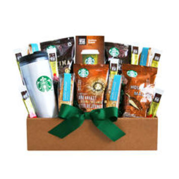 Starbucks Get Up and Go Gift Box - Kmart