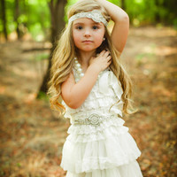 Magical Moments Flower Girl Dress