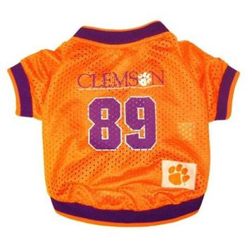 LMFONHT Clemson Tigers Jersey Small