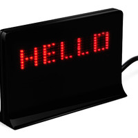 Programmable LED Message Board