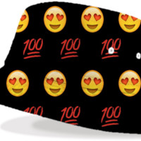 Emoji Hat created by trilogy-anonymous | Print All Over Me
