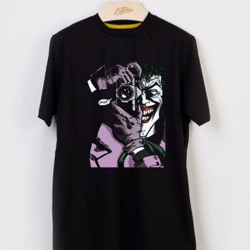 Batman The Killing Joke T-shirt Men, Women, Youth and Toddler