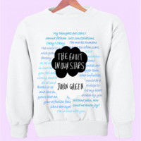 The Fault In Our Stars Crewneck