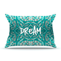 """Caleb Troy """"Tattooed Dreams"""" Pillow Case - Outlet Item"""