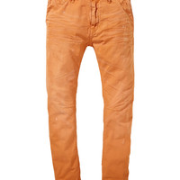 Freeman Chino shorts - Canvas garment-dyed - Scotch & Soda