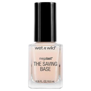 Wet n Wild MegaLast The Saving Base-Never Basic (CLEAR) -220D Clear | Walgreens