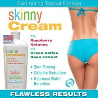 Amazon.com: Cellulite Reduction and Skin Firming Cream - Advanced Formula - Enhanced with Raspberry Ketones and Green Coffee Bean Extract - 4oz: Beauty