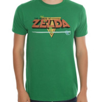 Nintendo The Legend Of Zelda Logo T-Shirt