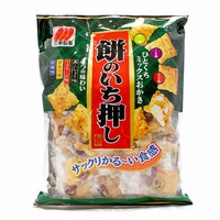 Sanko Mini Rice Crackers (3 Flavors) 2.9 oz. (82g)