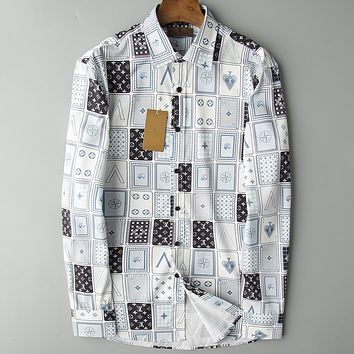 Boys & Men Fashion Casual Edgy Shirt