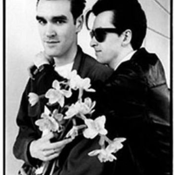 The Smiths (Morrissey & Marr) Music Poster Posters at AllPosters.com