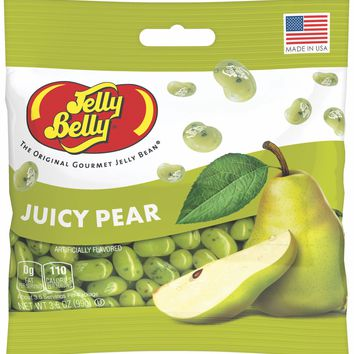 Juicy Pear Jelly Belly Jelly Beans