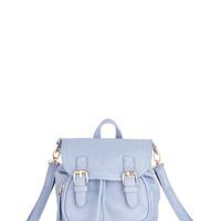 ModCloth Vintage Inspired Like, Tote-ally Mini Backpack
