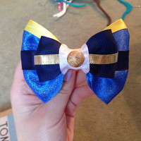 Disneys Beauty and the Beast Beast Hair bow