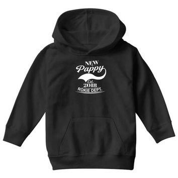 New Pappy 2018 Youth Hoodie