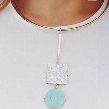 Mint Condition Choker Necklace