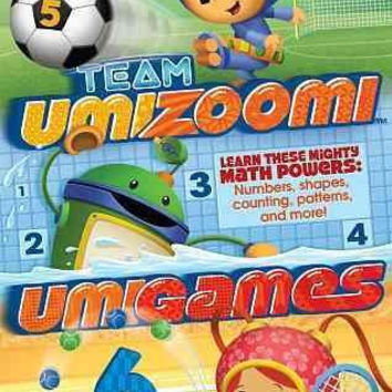 Team Umizoomi-Umigames (Dvd)
