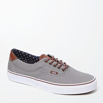 Vans Era 59 T&L Frost Gray Shoes - Mens Shoes - Frost Grey