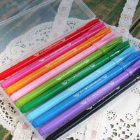 10pcs Rainbow Pen Set