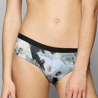 Out From Under Sublimated Hipster - Urban Outfitters