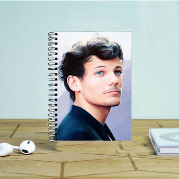 Louis Tomlinson Photo Notebook Auroid