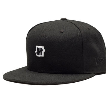 Undefeated Small 5 Strike New Era Cap In Black