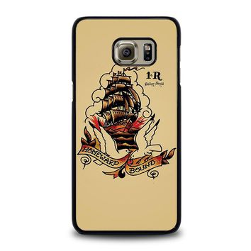 SAILOR JERRY Samsung Galaxy S6 Edge Plus Case Cover