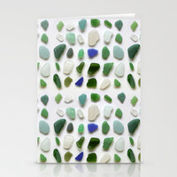 Stones Stationery Cards by Ornaart