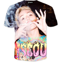 Miley Cyrus MaryJ Tee