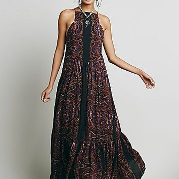 Free People Womens Fragile Heart Maxi