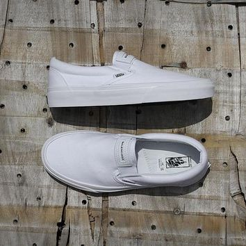 Fashion Online Vans X Balenciaga Slip-on Running Shoes 35-44