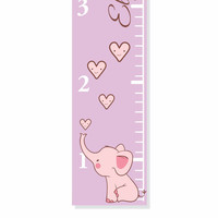 Elephant Canvas Growth Chart