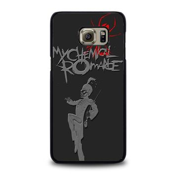 my chemical romance black parade 2 samsung galaxy s6 edge plus case cover  number 1