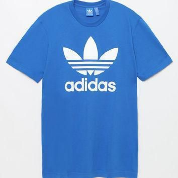 adidas-trefoil-blue-t-shirt-at-pacsun-com number 1