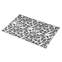 African Lion Claw Scratch Pattern Placemat