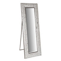 Bling Cheval Floor Mirror | Kirkland's