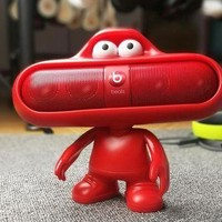 Beats pill 2.0 New Fashion wireless Bluetooth speaker capsule HIFI portable sports stereo Red