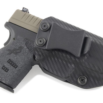 "Springfield XD-S 3.3"" IWB KYDEX Holster"