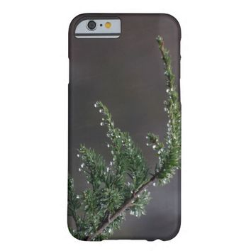 iPhone 6 Barely There Case, Spring Rain Photo Barely There iPhone 6 Case
