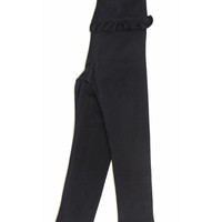 Poette Girls Ruffle Leggings