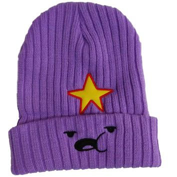 New Fashion Pokemon Go Winter Hats Beanies For Women Lovely Cute Hat New Modno Lumpy Space Princess Hat Bonnet Cap Casual Gorros