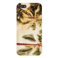 Palm Trees Covers For iPhone 5