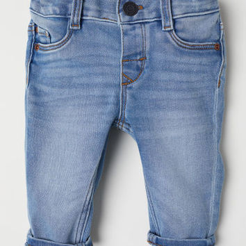 Slim fit Jeans - Light denim blue - Kids | H&M US