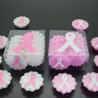 Breast Cancer Awareness Tarts - A World Of Scents