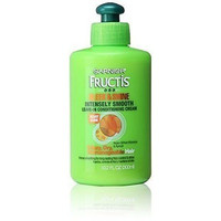 Garnier Fructis Sleek & Shine Intensely Smooth Leave-In Conditioning Cream,