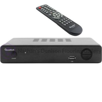 Mediasonic HomeWorX ATSC HD Converter Box with Recording and HDMI Output