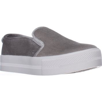 G by GUESS Citti Slip-On Sneakers, Light Gray, 10 US